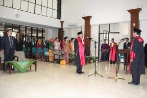Pengambilan Sumpah, Pelantikan dan Serah Terima Jabatan Ketua Pengadilan Negeri Wonosari
