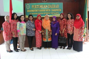 Pertemuan Daerah Dharmayukti Karini