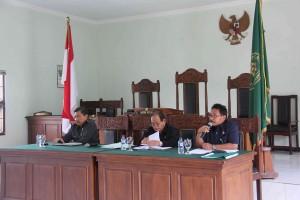 Pembinaan Pengadilan Tinggi Yogyakarta