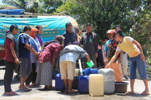Bhakti Sosial Dropping Air Bersih