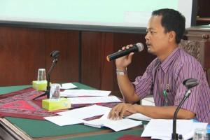 Nara Sumber Bpk. Agung Budi Setiawan, SH., MH
