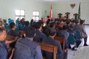 Pembinaan dan Pengawasan Pengadilan Tinggi Yogyakarta