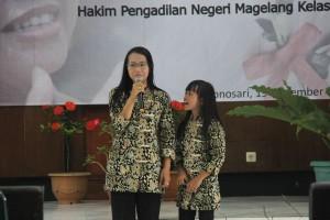 Ibu Yamti Agustina, SH